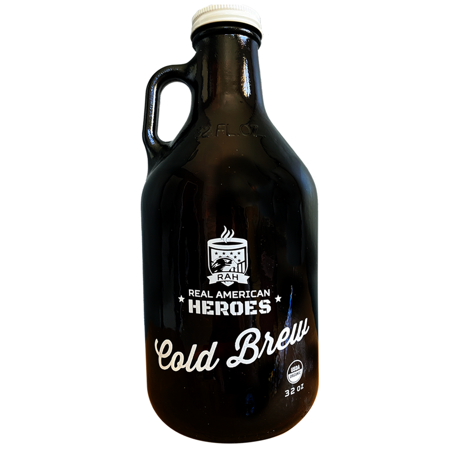 RAH Cold Brew Growler