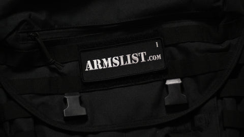 Official 1st Edition Armslist.com Morale Patch