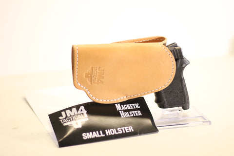 JM4 Tactical Small Original Magnetic Quick, Click, & Carry Holster Tan