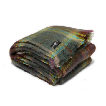 New Forest Mohair Blanket