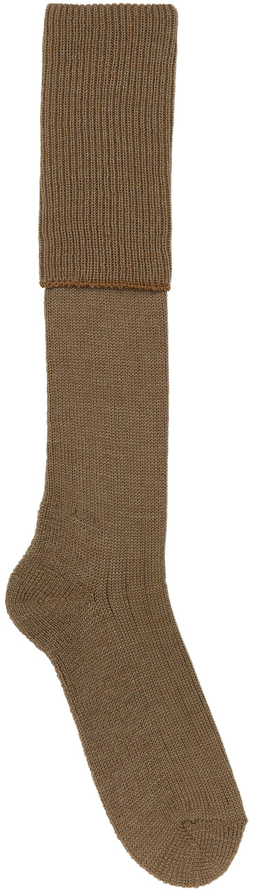 Safari Cushion Mohair Socks