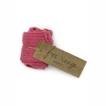 Free range mohair socks for ladies