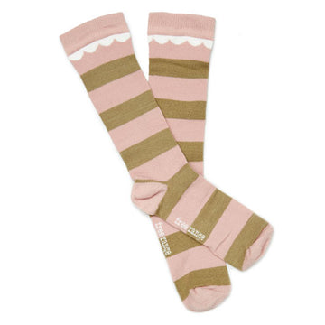 Candy stripe bamboo socks