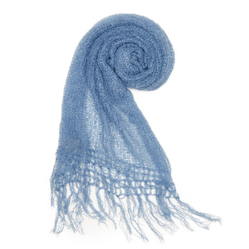 Extra fine mohair scarf by Adeles mohair made in South Africa for the Mohair Mill Shop