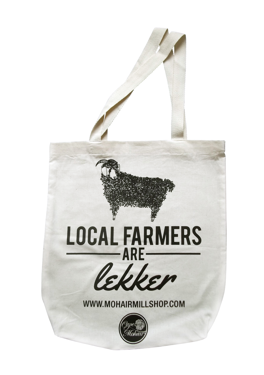 100% Cotton shopper bag