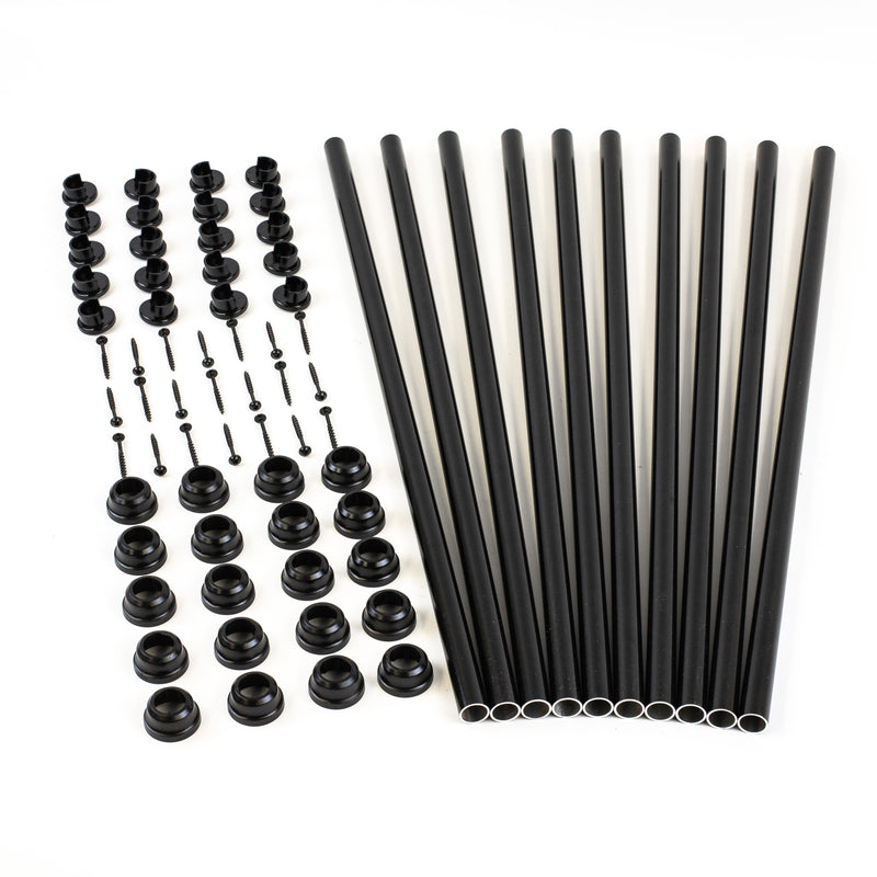 Scratch 'n Dent Snap 'n Lock® Baluster Kit Round+Square