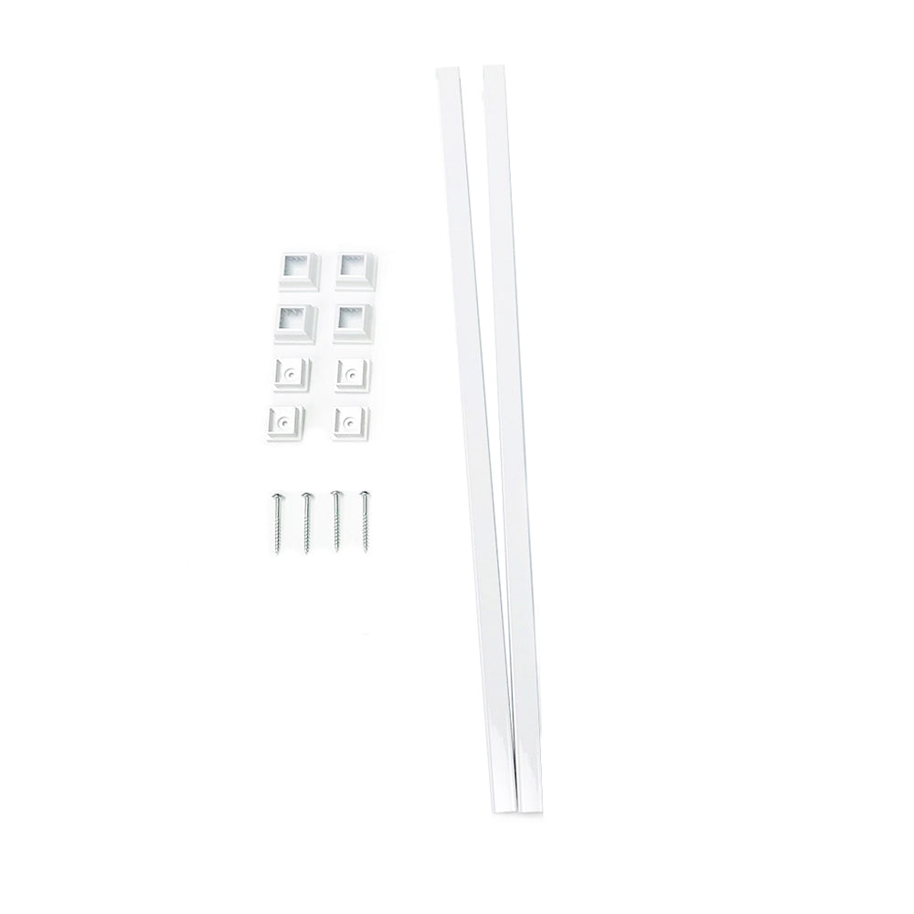 Snap'n Lock™ Baluster Kit - Square 2 Pack