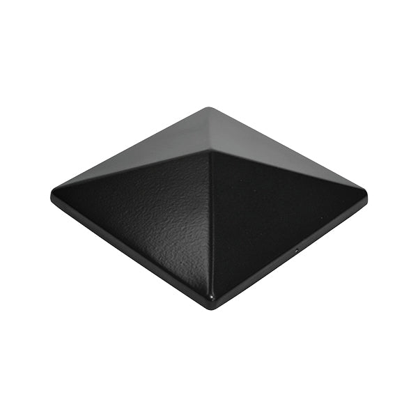 Scratch 'n Dent Pyramid Metal Post Cap