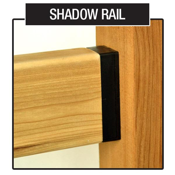 Shadow Rail Connector™ - Level