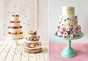 5 Big Wedding Cake Trends for 2018