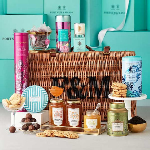 Fortnum and Mason Mothers Day Hamper