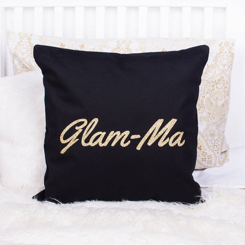 Glam ma cushion
