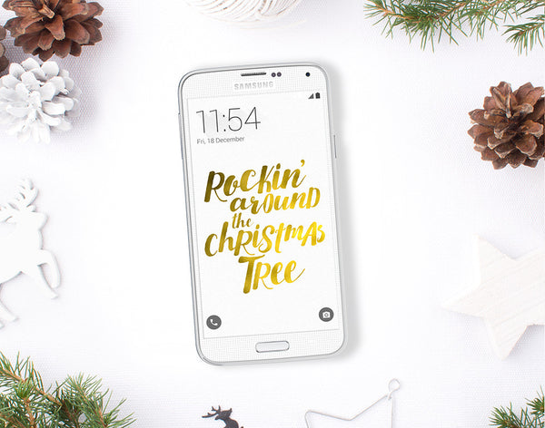 FREE Christmas Wallpaper for Samsung S5