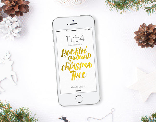 FREE Christmas Wallpaper for iPhone 5 and 5S