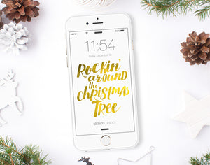 FREE Christmas Wallpaper for iPhone 6 and 6S