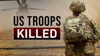 U.S troops killed during a firefight in Afghanistan