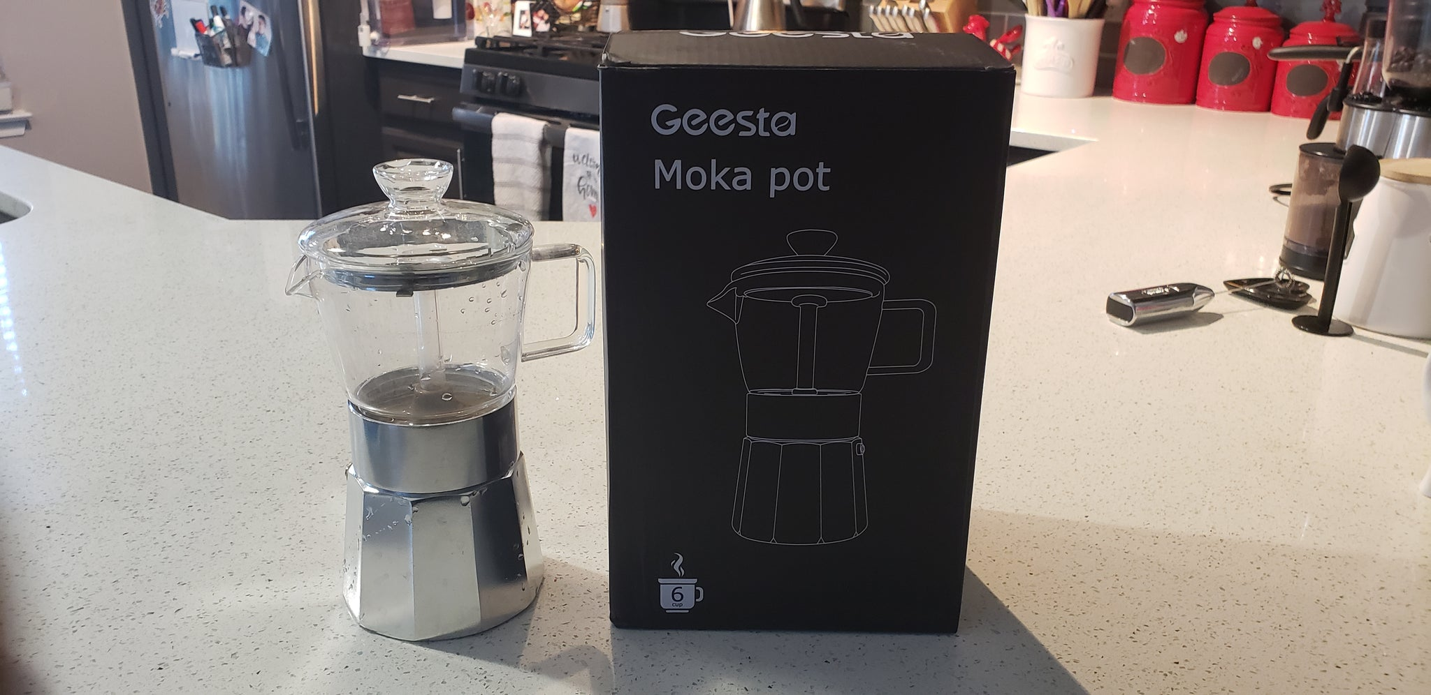 Geesta Moka Pot Review