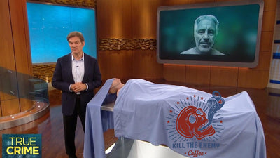 Dr. Oz suggests Jeffrey Epstein was STRANGLED!