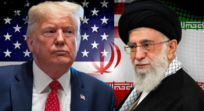 Trumps orders navy to 'Destroy' any Iranian gunboats that try to harass our navy