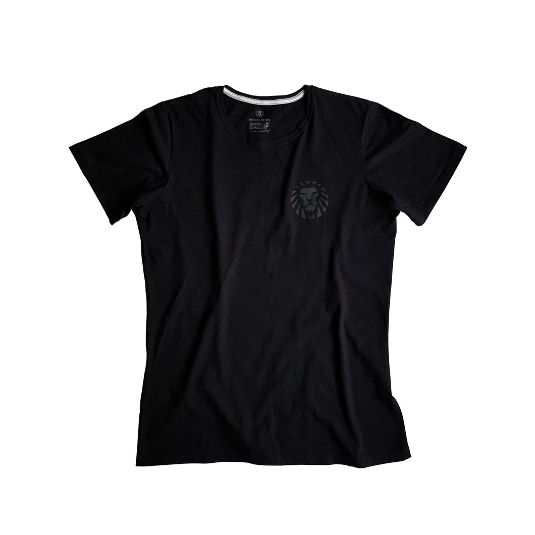 Camiseta Black Lion - Preto