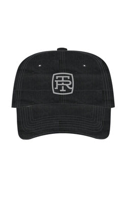 Surf N Turf Ball Cap - Black