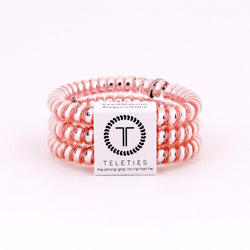 Teleties Millenial Pink 3-pack - Small