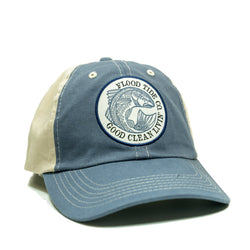 Flood Tide Redfish World Twill Hat