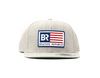 Boaters Republic BR Flag 5-Panel Flat Charcoal - Boaters Republic