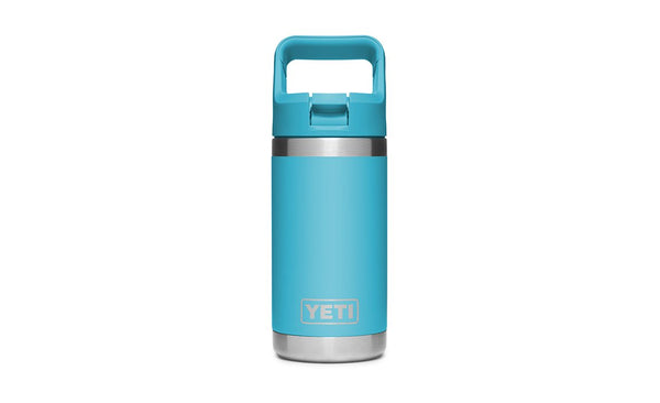 Yeti Rambler Jr 12 oz Bottle Reef Blue