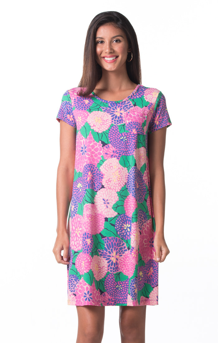 Feeling Groovy Kennedy Dress
