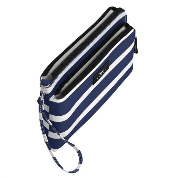 Kelly Wristlet - Nantucket Navy