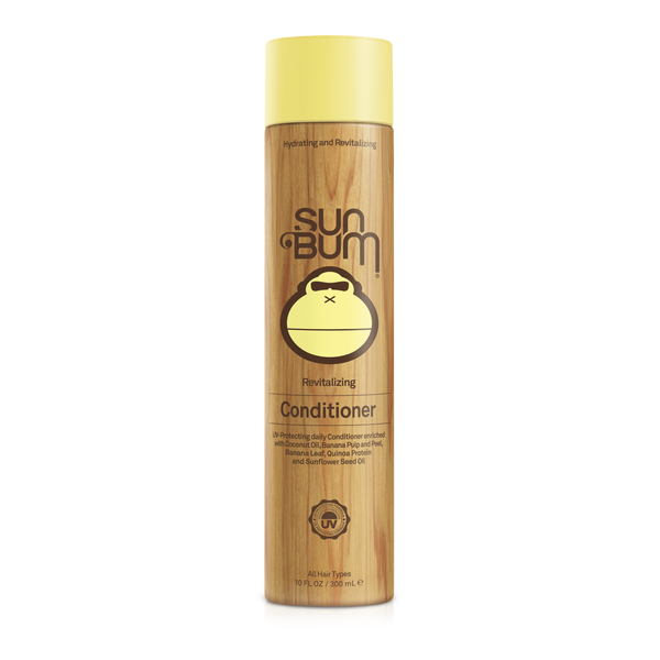 Sun Bum Hair Beach Formula Conditioner 10 oz