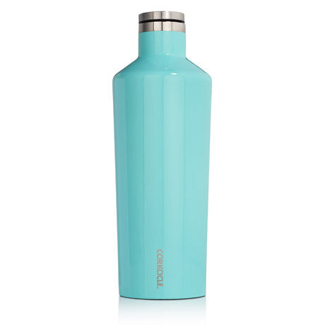 Corkcicle 60 oz Gloss Tuquoise Canteen