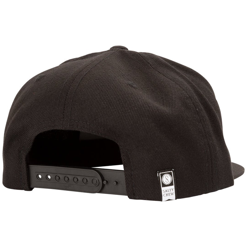 Deep Reach 6 Panel - Black