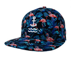 Los Flamencos Anchor Flatbill - Black