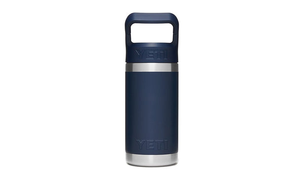 Yeti Rambler Jr 12 oz Bottle Navy