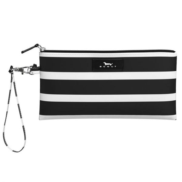 Kate Wristlet - Fleetwood Black