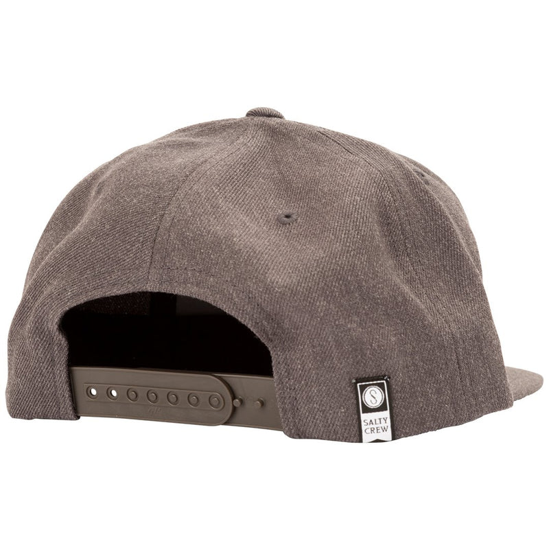 Deep Reach 6 Panel - Dark Heather