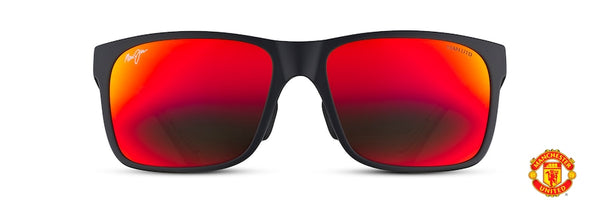Red Sands Hawaii Lava - Matte Black