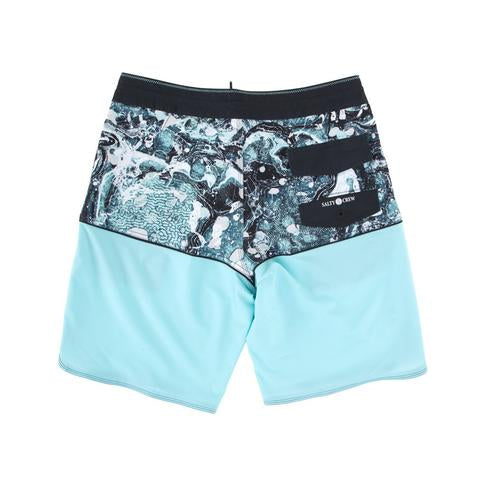 Crustacea Boardshorts - Mint