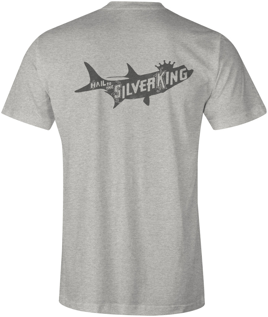 Silver King S/S - Heather Tan