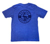 Boaters Republic Pelican Stamp S/S - Heather Blue - Boaters Republic