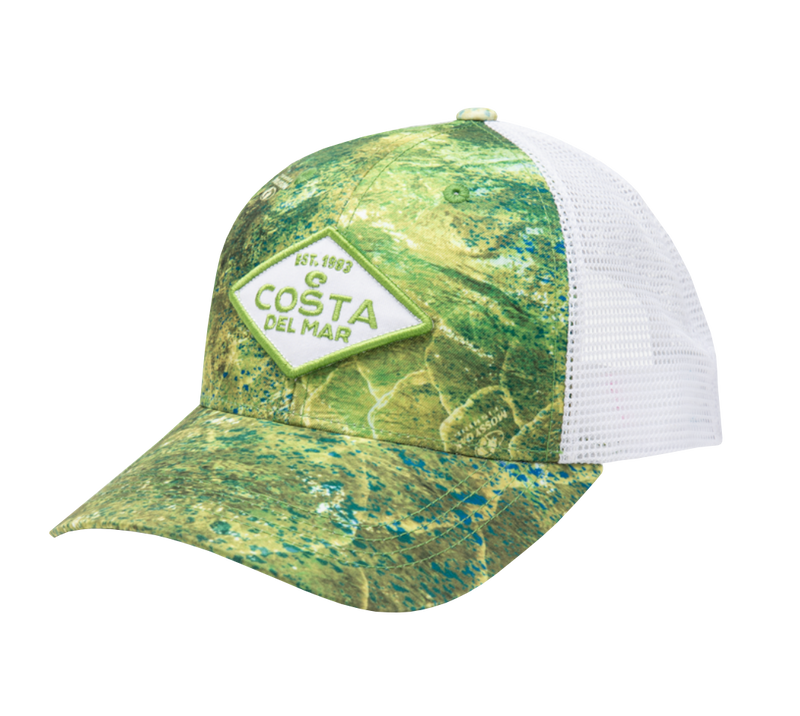 Mossy Oak Coastal Trucker X Camo