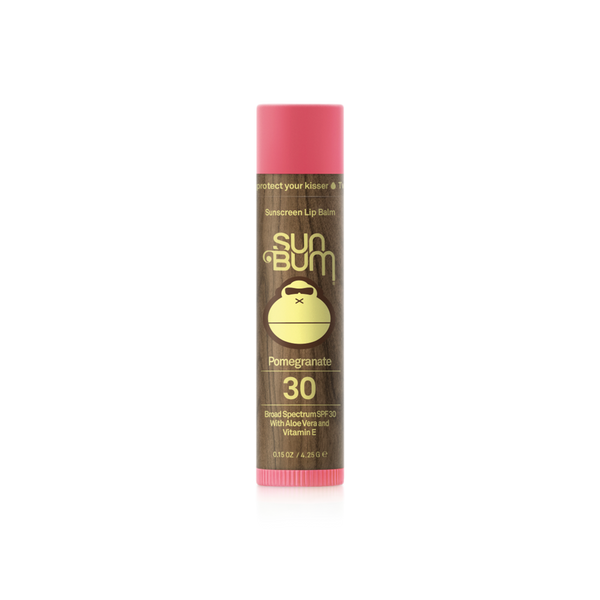Sun Bum Lip Balm Pomegranate