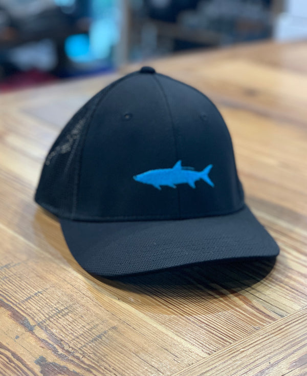 Ultra-fit Tarpon Hat- Lightning Strike