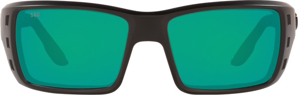 Permit - Blackout Frame / Green Mirror 580G