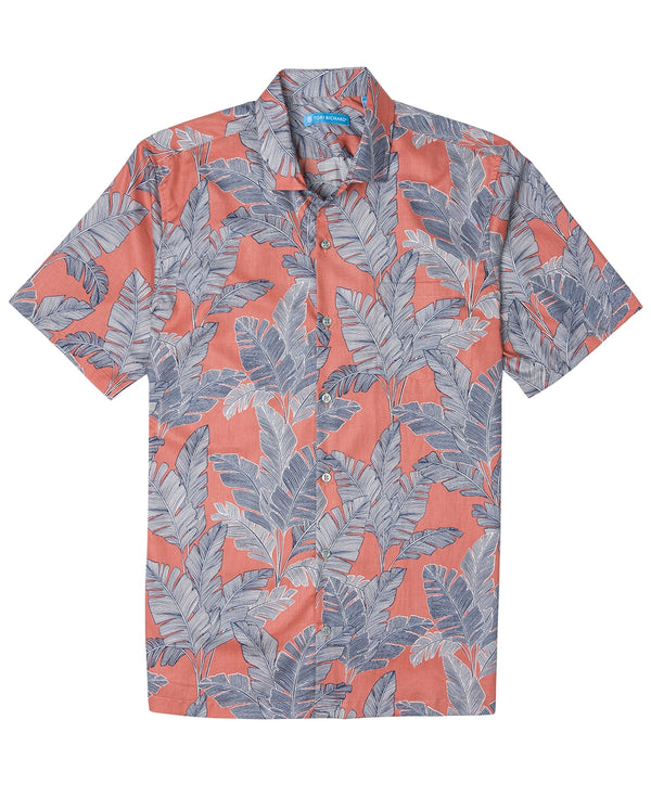Shady Bunch S/S Coral
