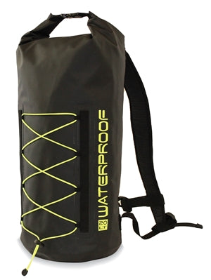 Pursuit 20 Liter Backpack - Black/Neon
