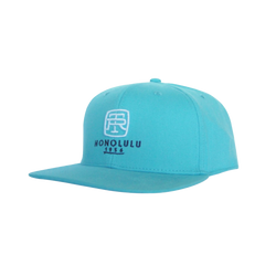 Tori Richard Honolulu Cap - Teal