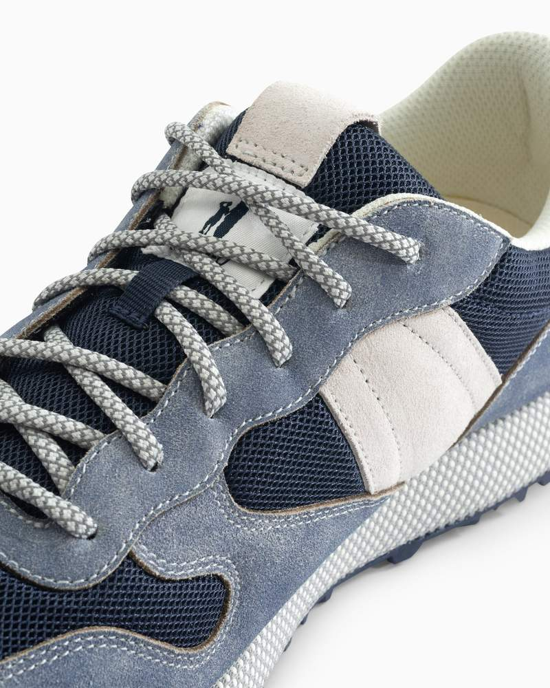Range Runner Golf - Suede Blue